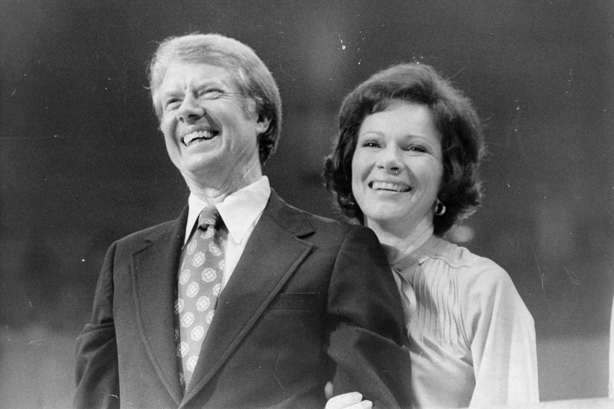 Jimmy and Rosalynn Carter Marriage Photos and TImeline | PEOPLE.com