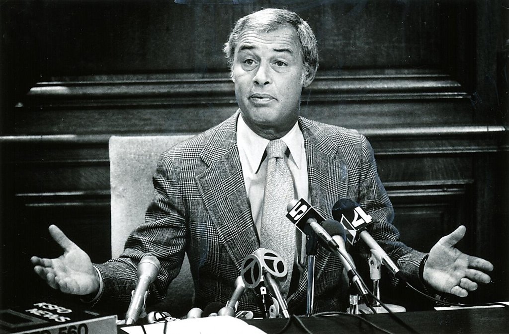 On this day, we remember George Moscone