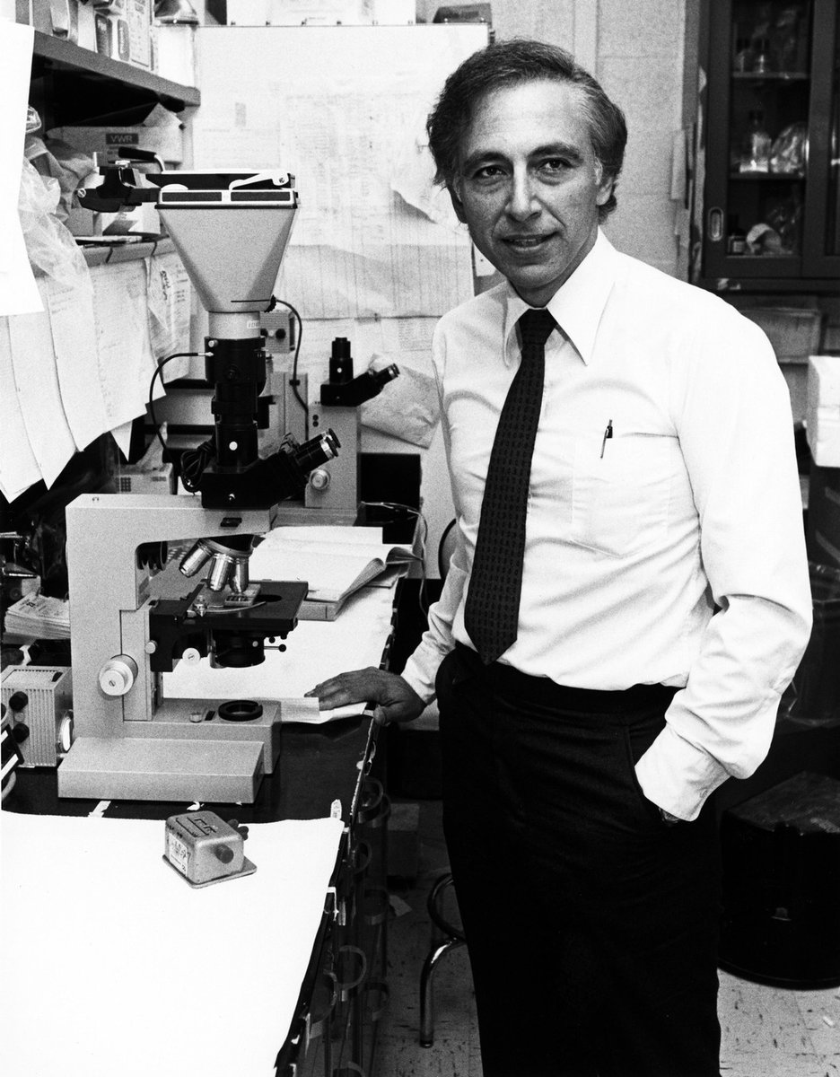 "IHV on Twitter: ""#FactFriday Did you know that @DrRobertCGallo celebrated his 83rd birthday on Monday? Thank you Dr. Gallo for all that you have done and continue to do through your work!…"