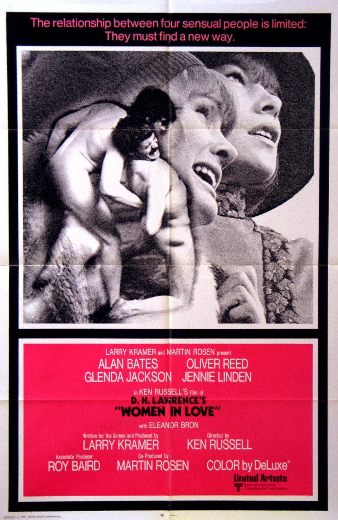 Women In Love Movie Poster | 1 Sheet (27x41) Original Vintage Movie Poster | 1461