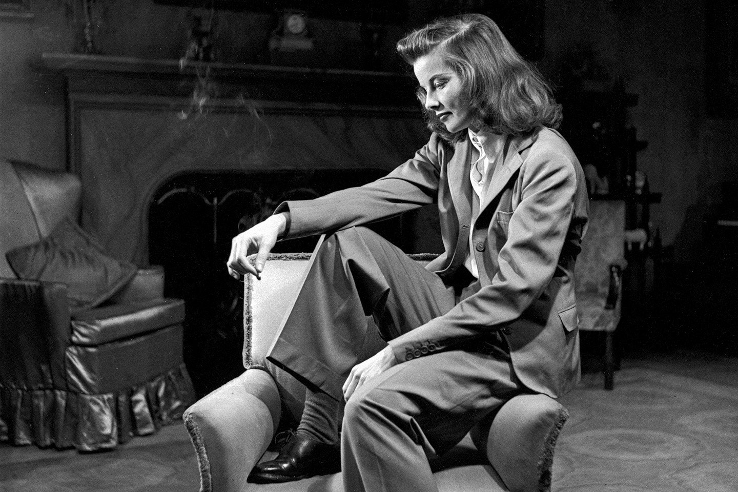 The Most Daring Thing About Katharine Hepburn? Her Pants | Vanity Fair
