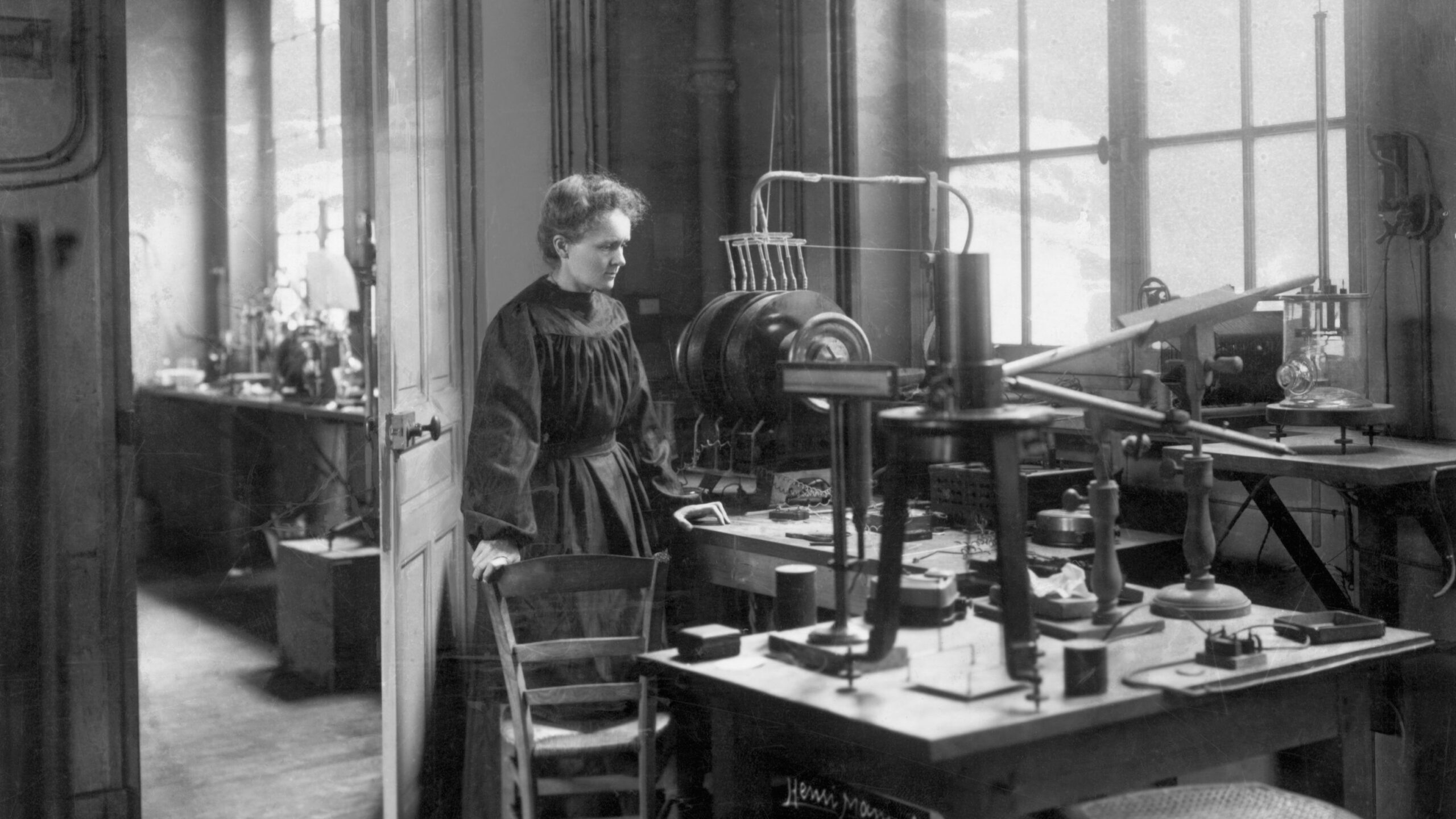 Marie Curie and the Progress of Cancer Treatment