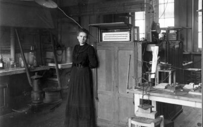 Marie-Curie & the Crossroads of Mercury