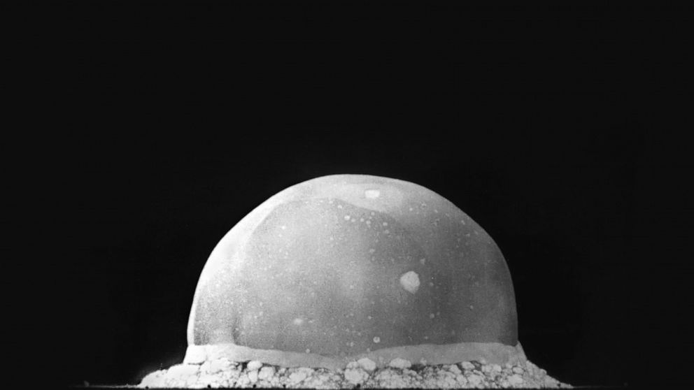 75 years after Trinity, the 1st atomic weapons test - ABC News