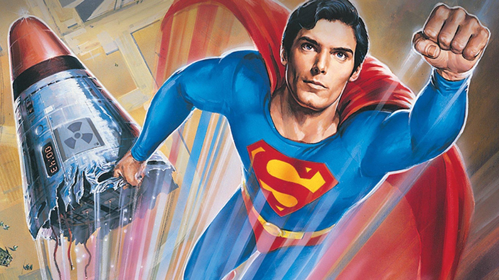 Superman IV: The Quest for Peace   Sky.com