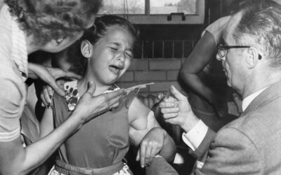 They're Lying About Polio: Just Stop with the Vaccinations, Already
