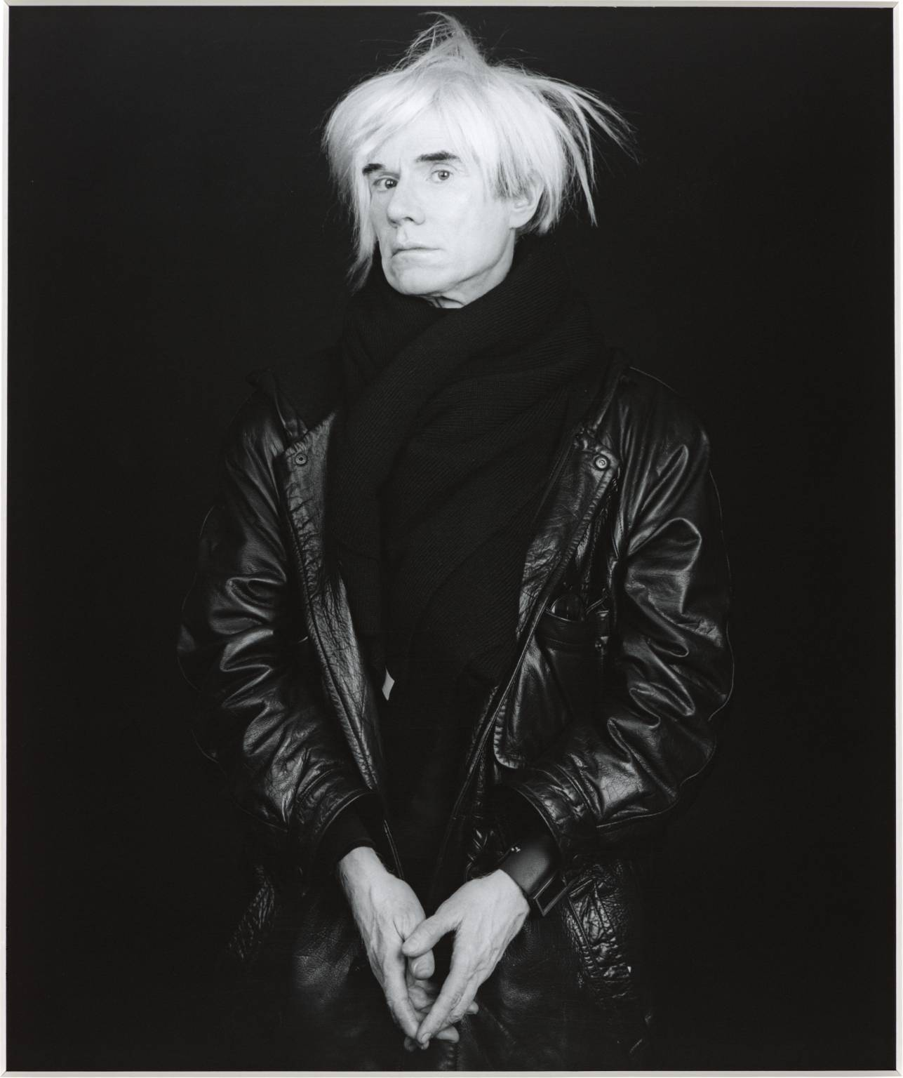 Andy Warhol', Robert Mapplethorpe, 1986, printed 1990 | Tate
