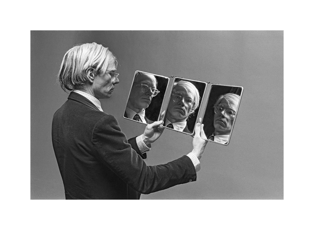 Andy Warhol exhibition by Philippe Morillon at Galerie de la Clé ...