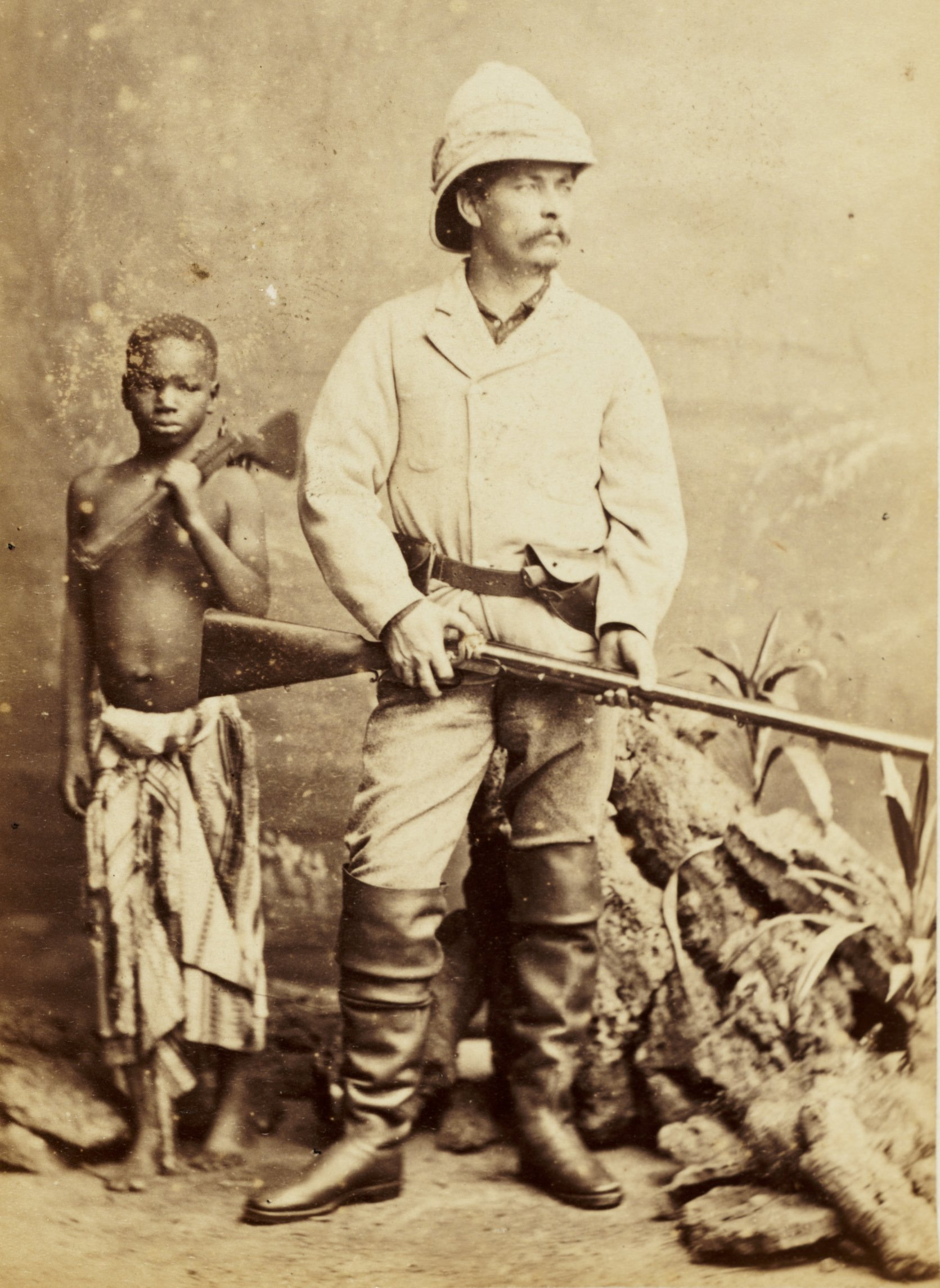 DAVID LIVINGSTONE - The African TouchThe African Touch