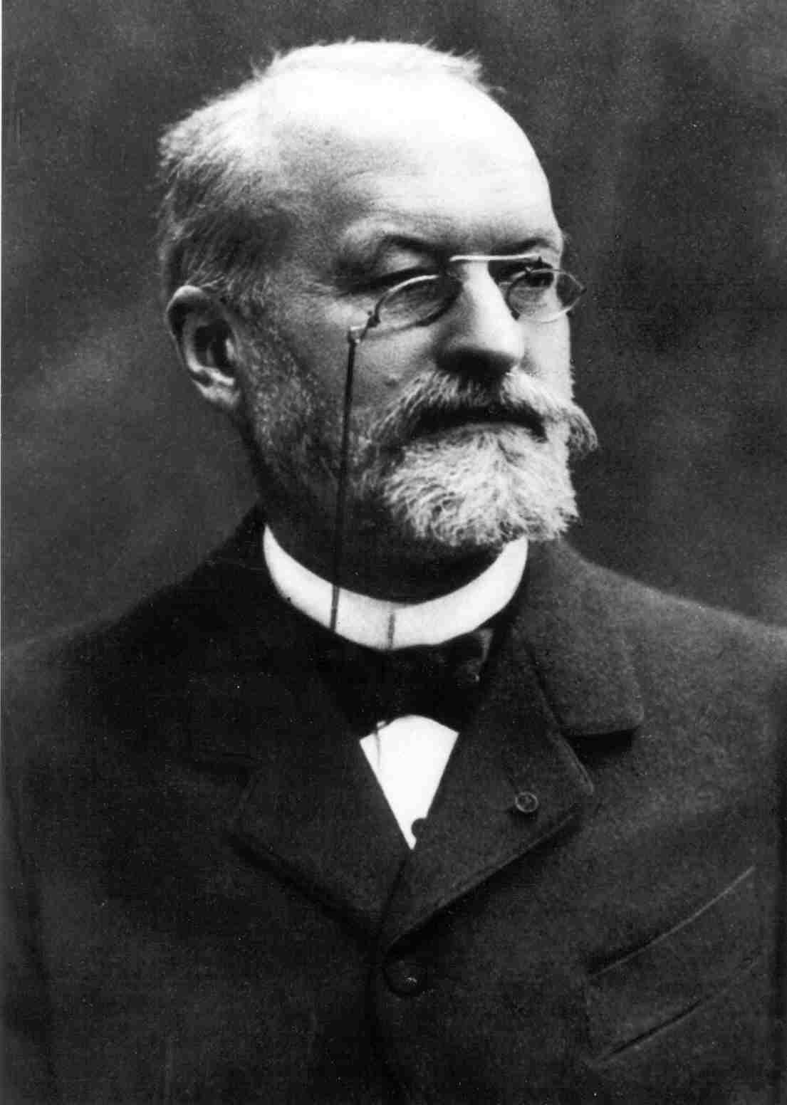 Charles Louis Alphonse Laveran (1845-1922) | Behind the frieze | LSHTM