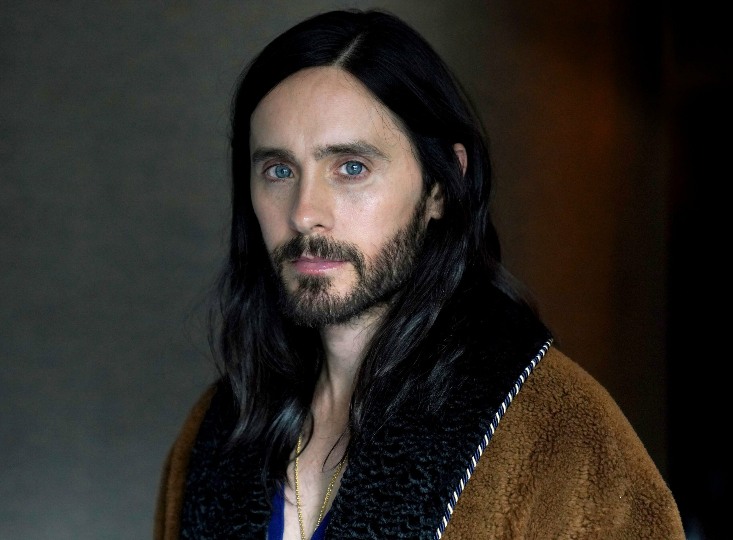 Jared Leto Reveals What's in His Refrigerator With a 'Shelfie'