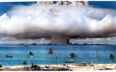 Lookout Mountain & the Bikini Atoll: How the Nuclear Bomb Was Faked in a Hollywood Studio