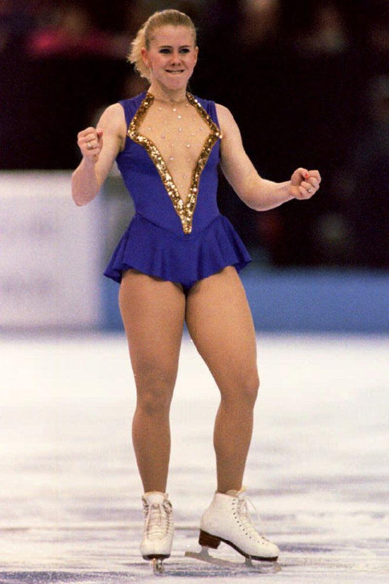 Image result for tonya harding wins gold