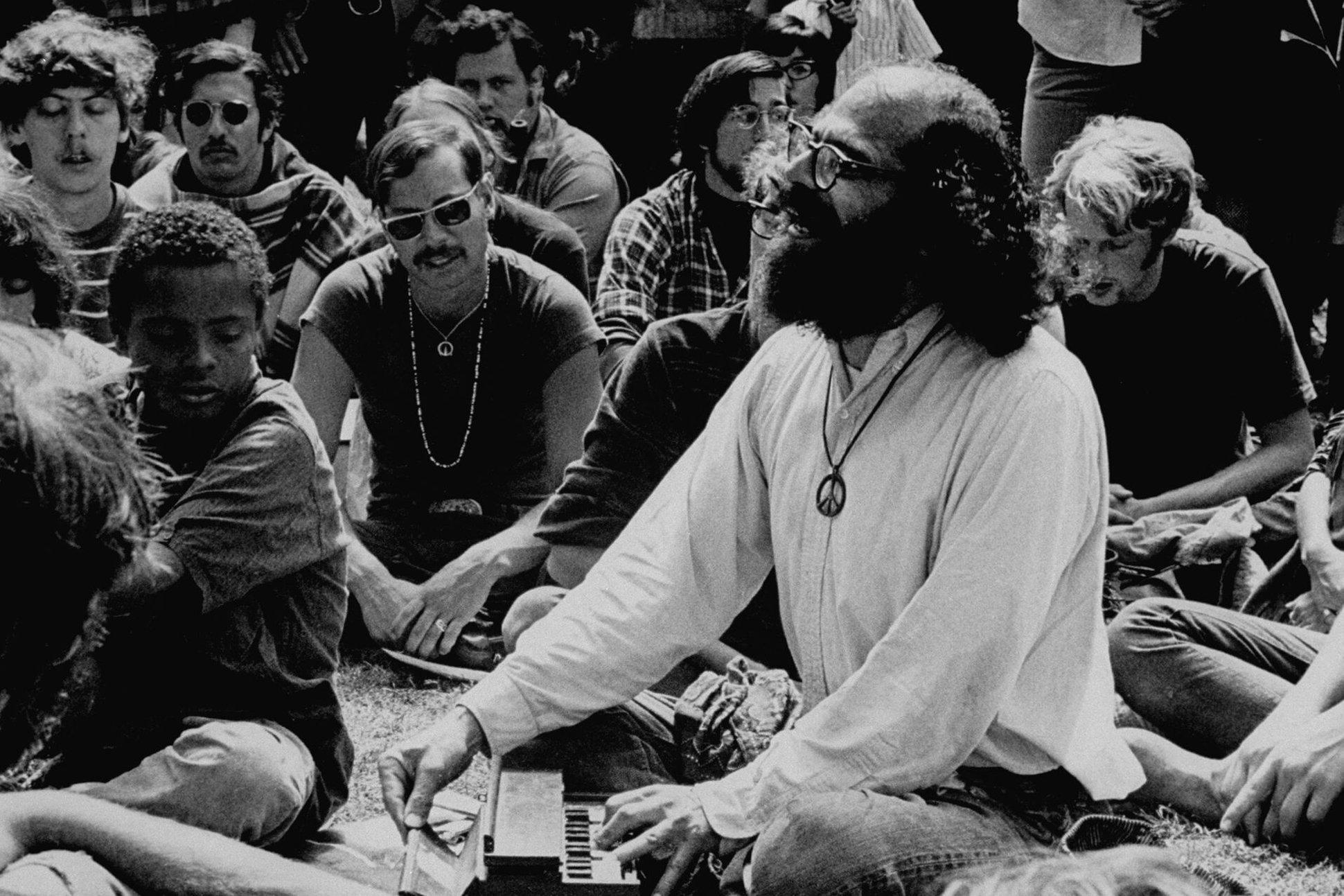 Allen Ginsberg | Poetry Foundation