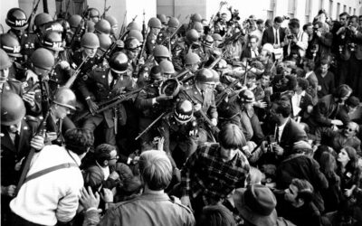 The 1967 March to the Pentagon Was An Intel Psyop