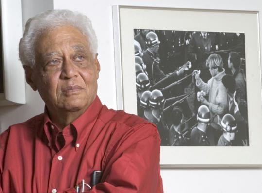 Bernie Boston; captured iconic 60s' moment - The Boston Globe