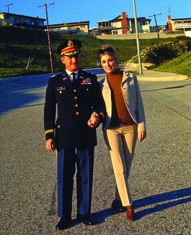 Image result for colonel paul tate sharon tate