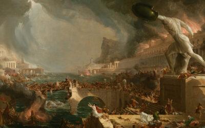Millennial Kingdom + Mud Flood and the Return of Rome