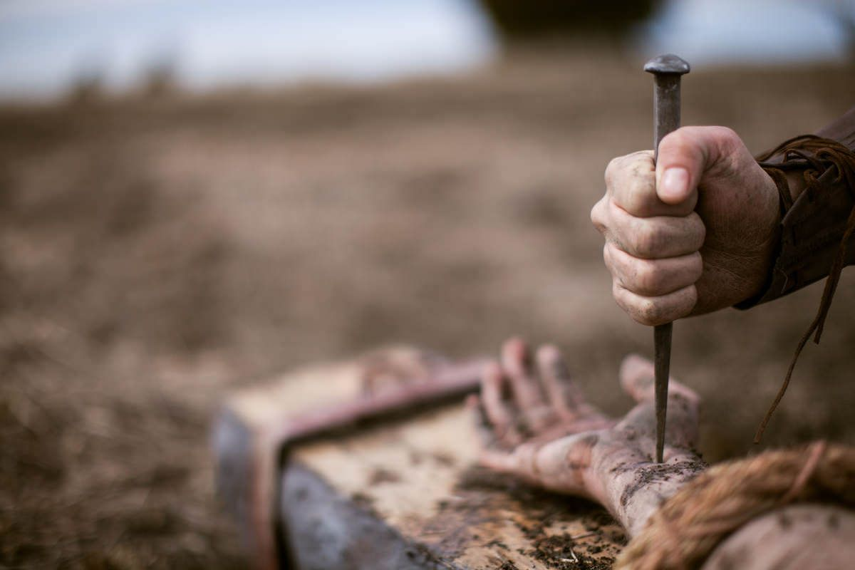 Always The Nails, Never The Hammer | Calvary Chapel Bakersfield