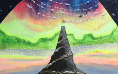 Creation Pen and Brush: Indicator to YHWH's Throne – Mount Meru