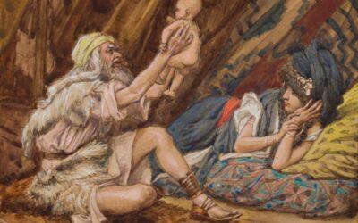 The Birth of Noah: Man or Angel?