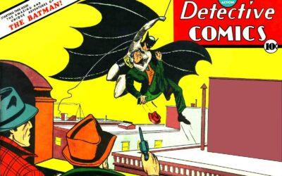 Golem and the Batman