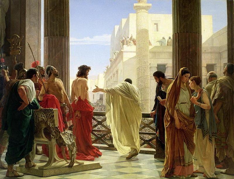 Pontius Pilate - Wikipedia