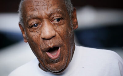 About That Scene In the Movie Where Bill Cosby Walks