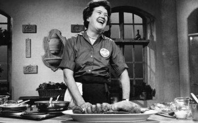 Hidden Recipes: The Royal Genealogy of Julia Child
