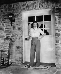 Michele Morgan Front Door