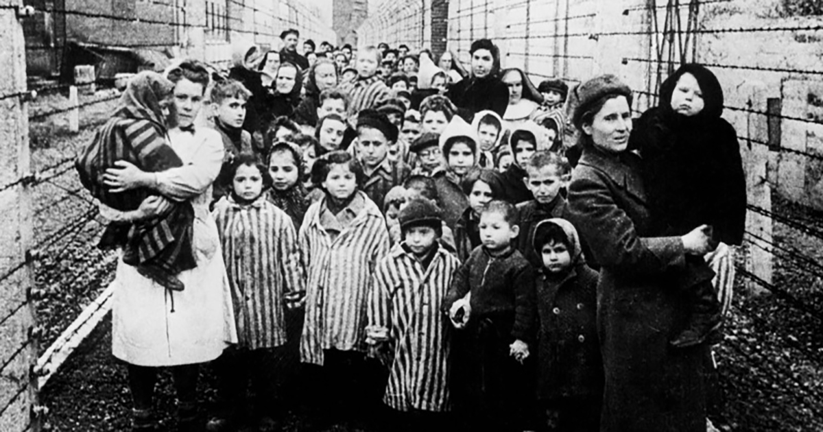 Remembering Auschwitz, with eyes on the present   Penn Today