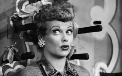 The Trickster and Lucille Ball: Television Is Alchemy