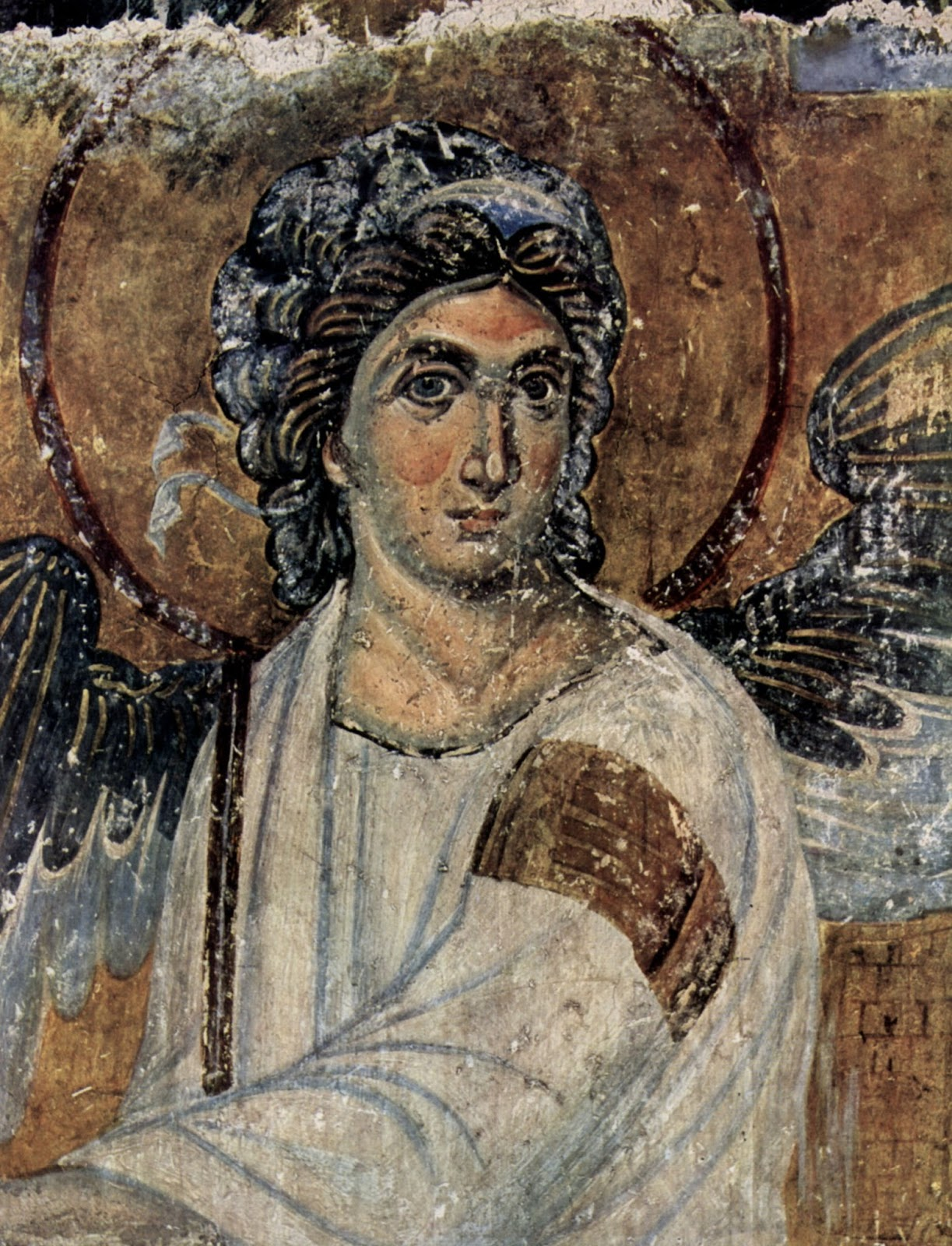 Mythology: 44 Paintings, RELIGIOUS ART - Paintings from the Bible, with footnotes. Saint Michael, Archangel, and Chief Commander, 22