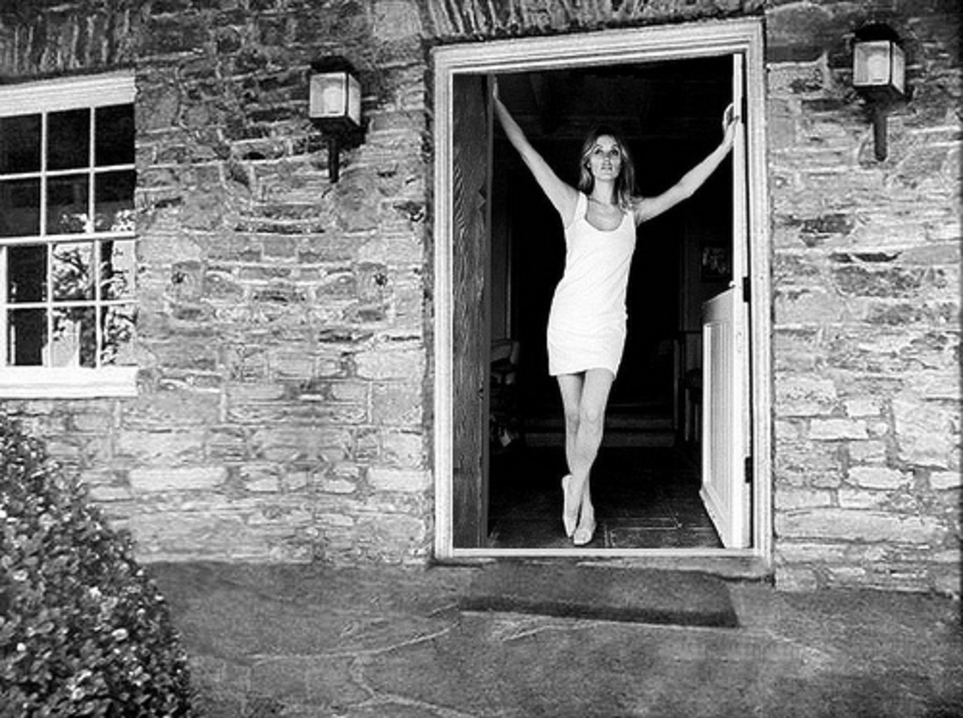Image result for sharon tate door