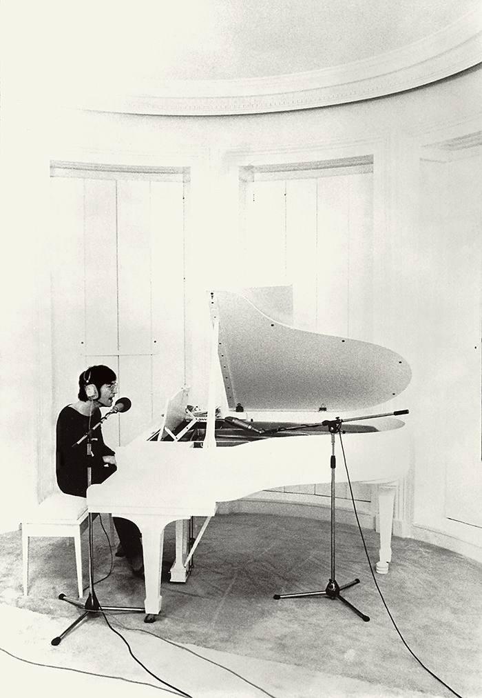 John, Yoko and the making of 'Imagine' | Financial Times