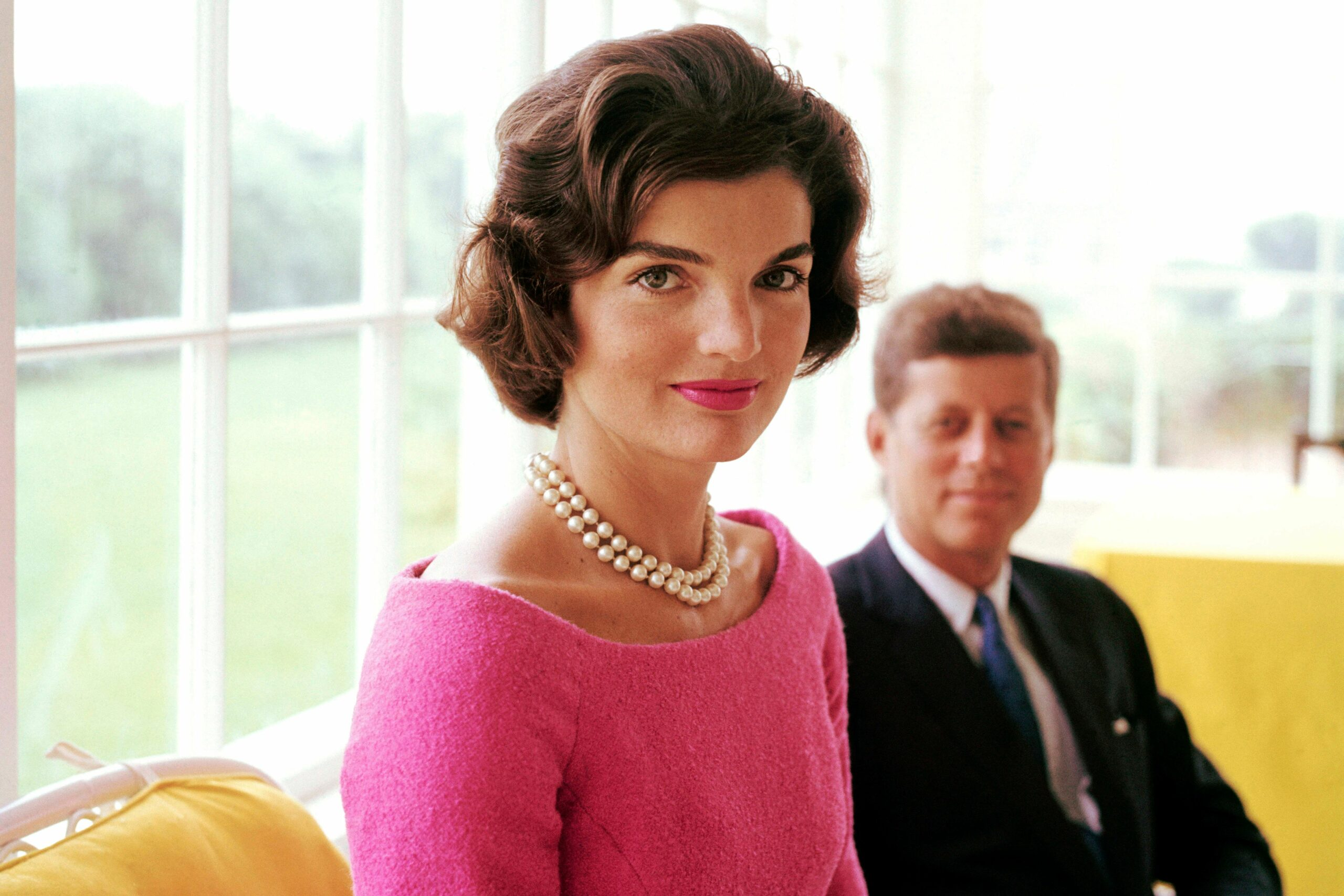Inventing Camelot: How Jackie Kennedy shaped her husband's legacy