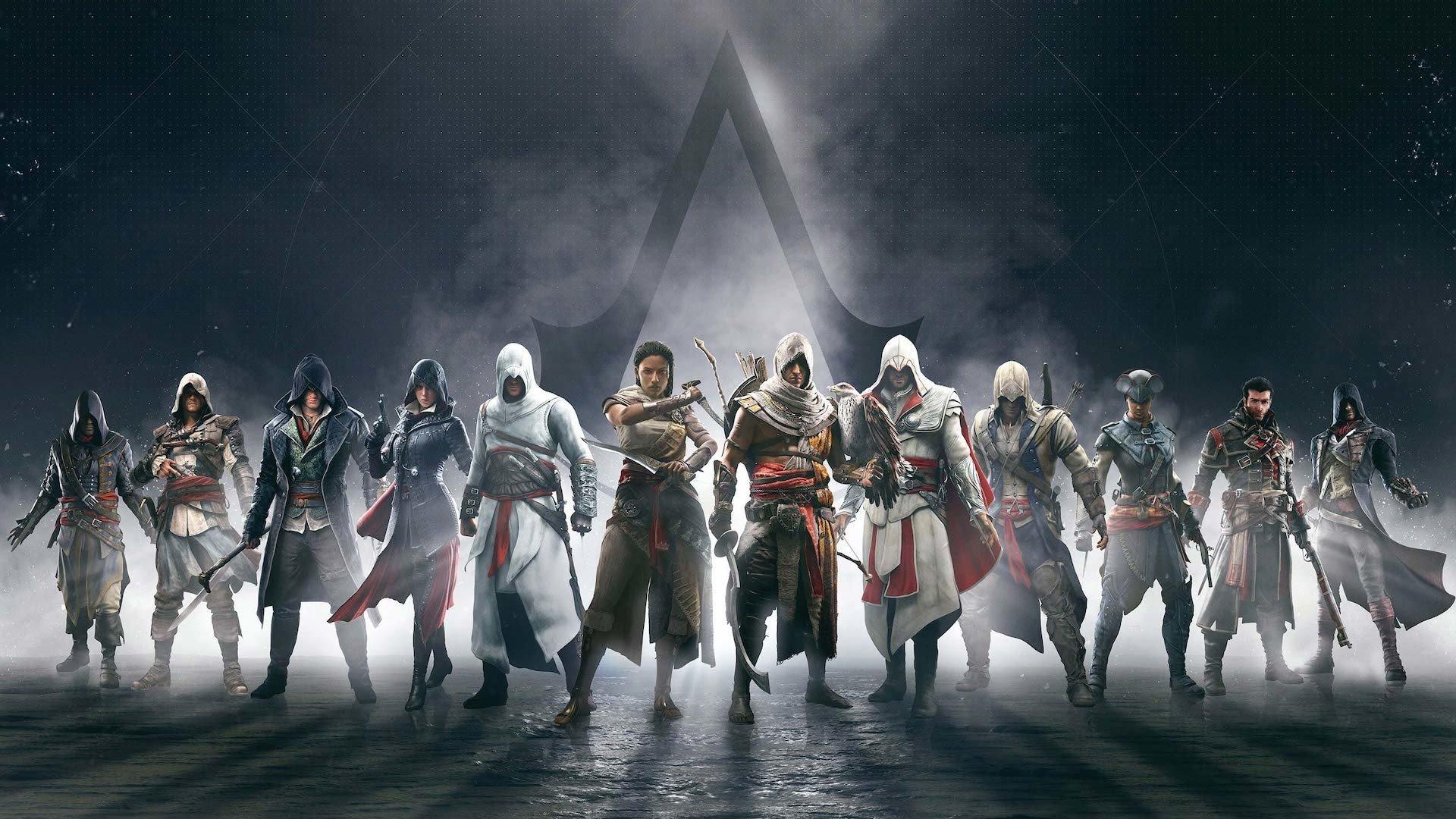 Knights Templar in Assassins Creed