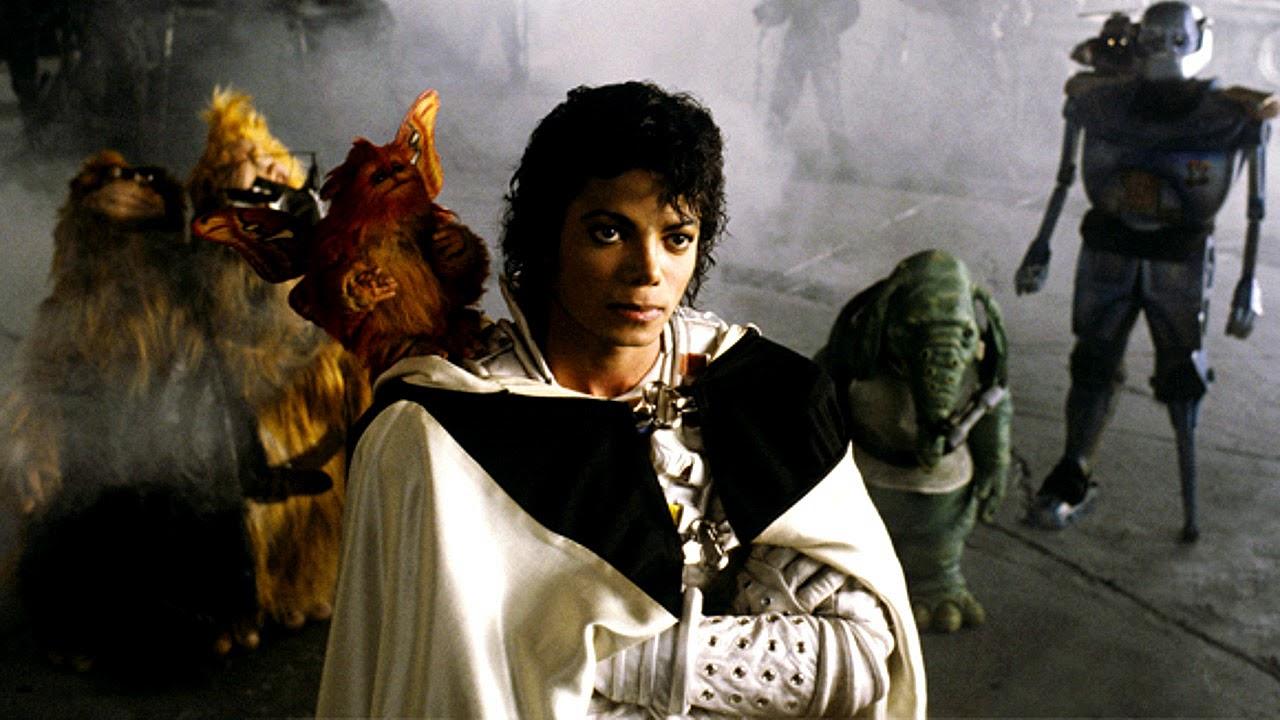 Michael Jackson Starlight Sun (From Captain Eo Rough Cut - 1985) LQ - YouTube