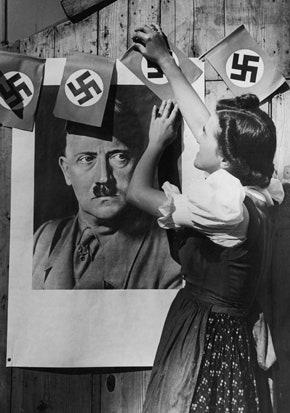 The Perfect Nazi Bride   The New Yorker
