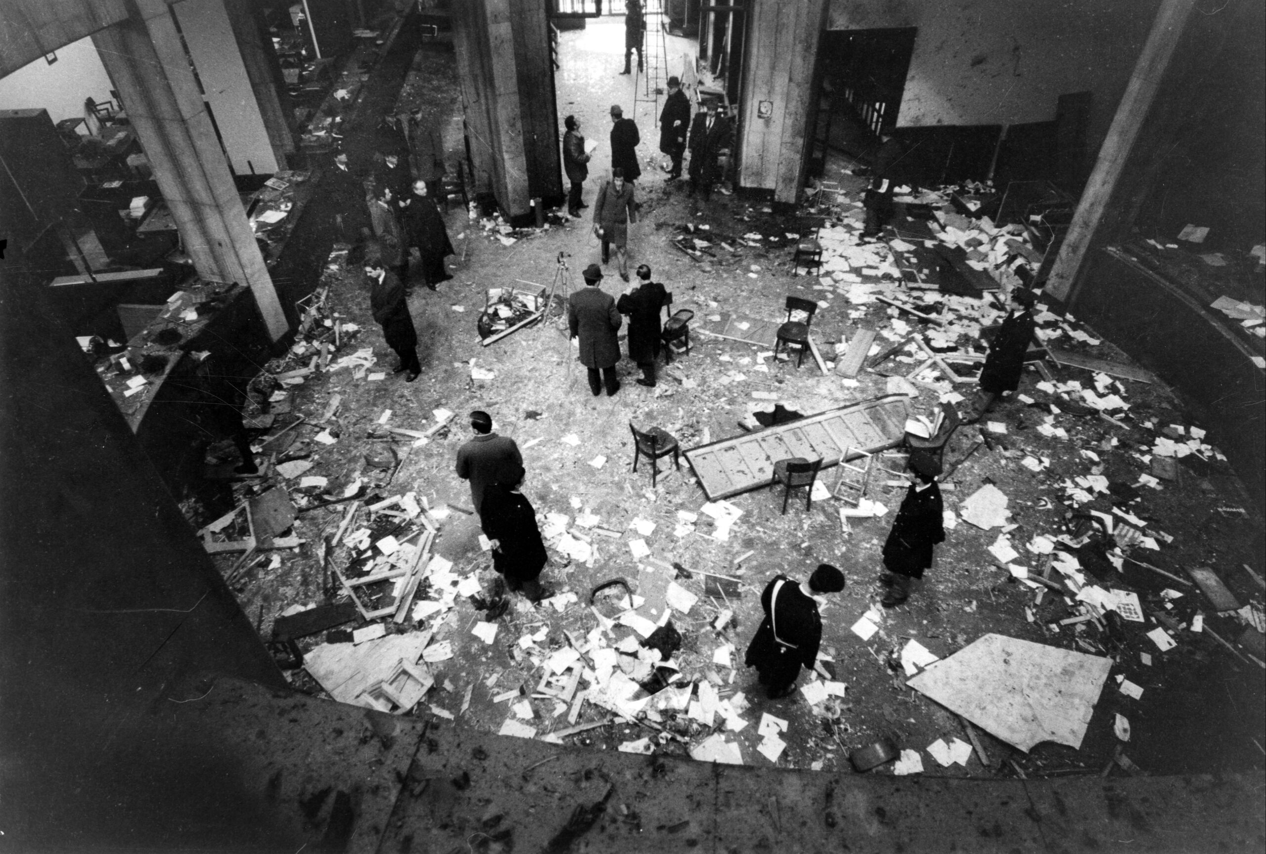 Image result for Piazza Fontana bombing