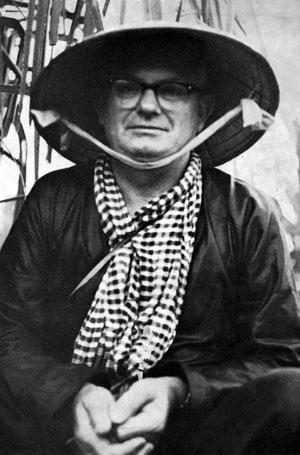Wilfred Graham Burchett (September 16, 1911 — September 27, 1983), Australian journalist | World Biographical Encyclopedia