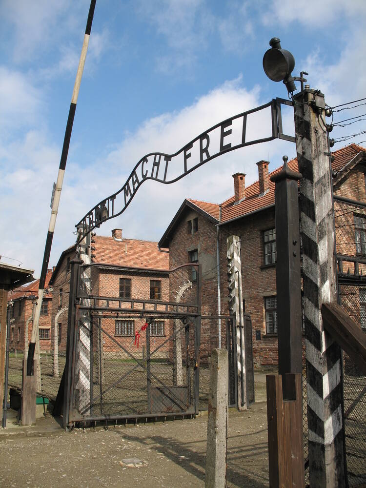 Auschwitz Birkenau <br /><small>German Nazi Concentration and Extermination Camp (1940-1945)</small> - UNESCO World Heritage Centre