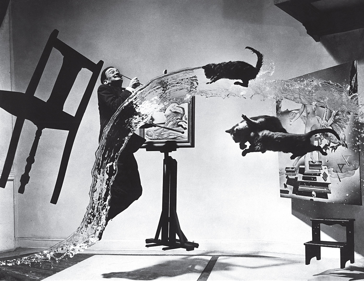 Dalí Atomicus | 100 Photographs | The Most Influential Images of All Time